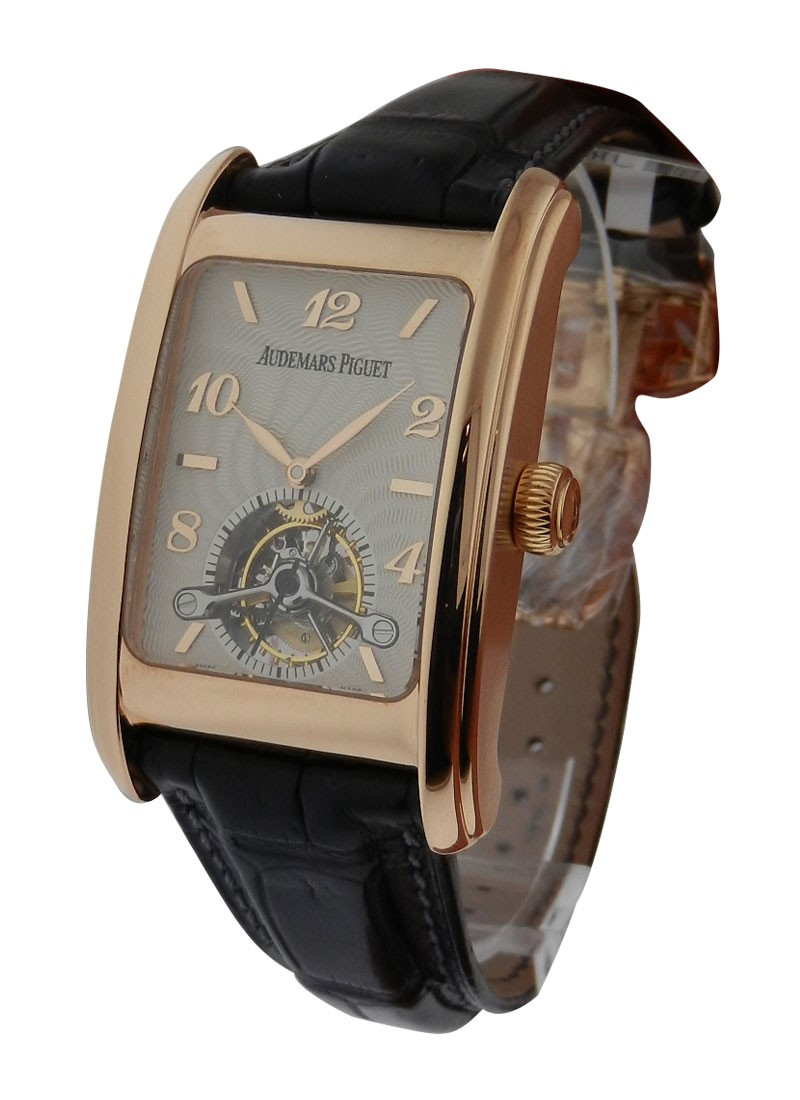 Audemars Piguet Edward Piguet Tourbillon in Rose Gold