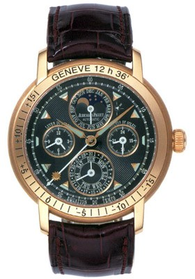 Audemars Piguet Equation of Time in Rose Gold