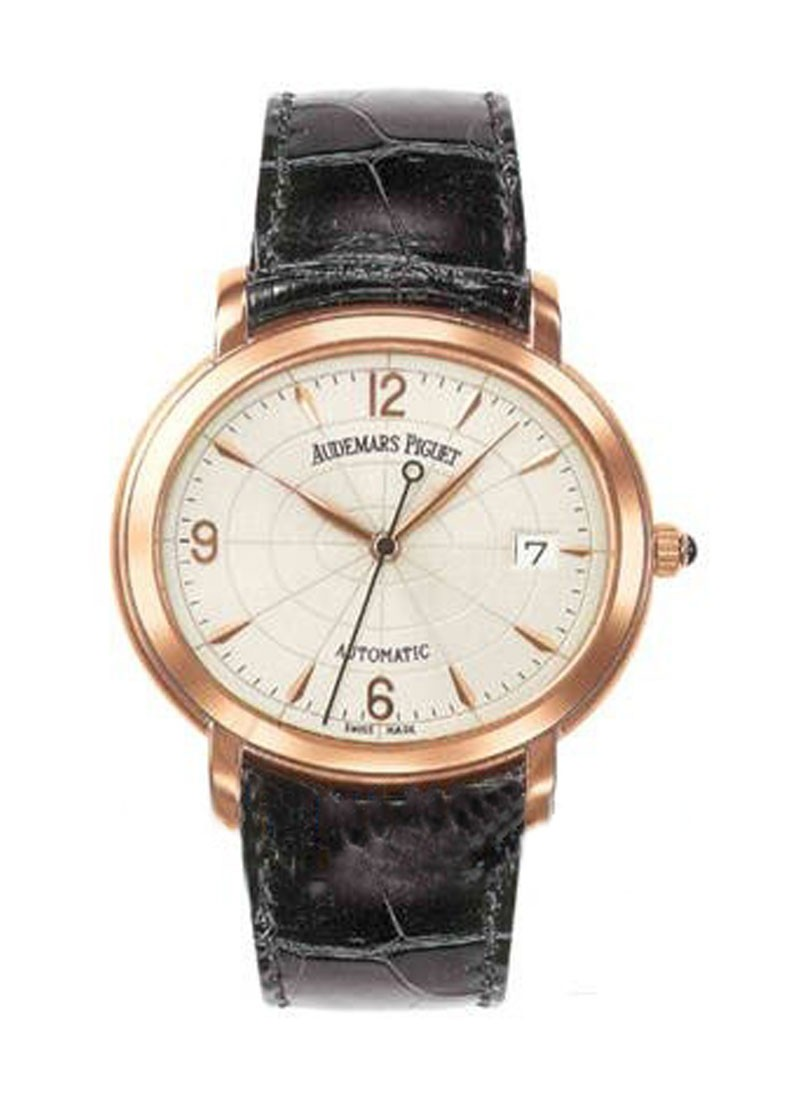 Audemars Piguet Millenary Automatic in Rose Gold