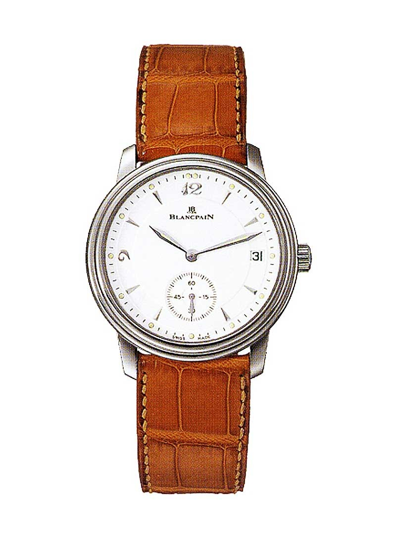Blancpain Villeret Ultra Slim Automatic in Steel