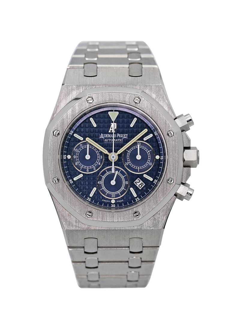 Audemars Piguet Royal Oak Chronograph 39mm in Steel