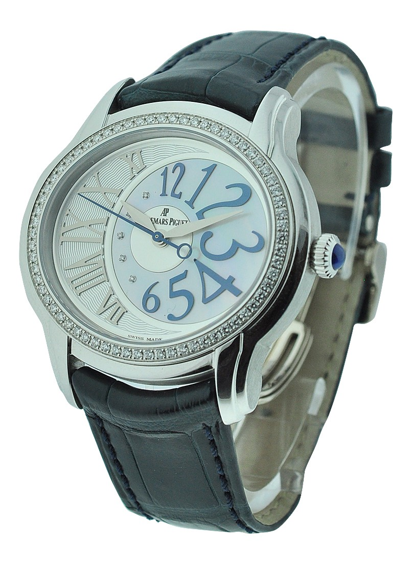 Audemars Piguet Millenary Ladies with Diamond Bezel