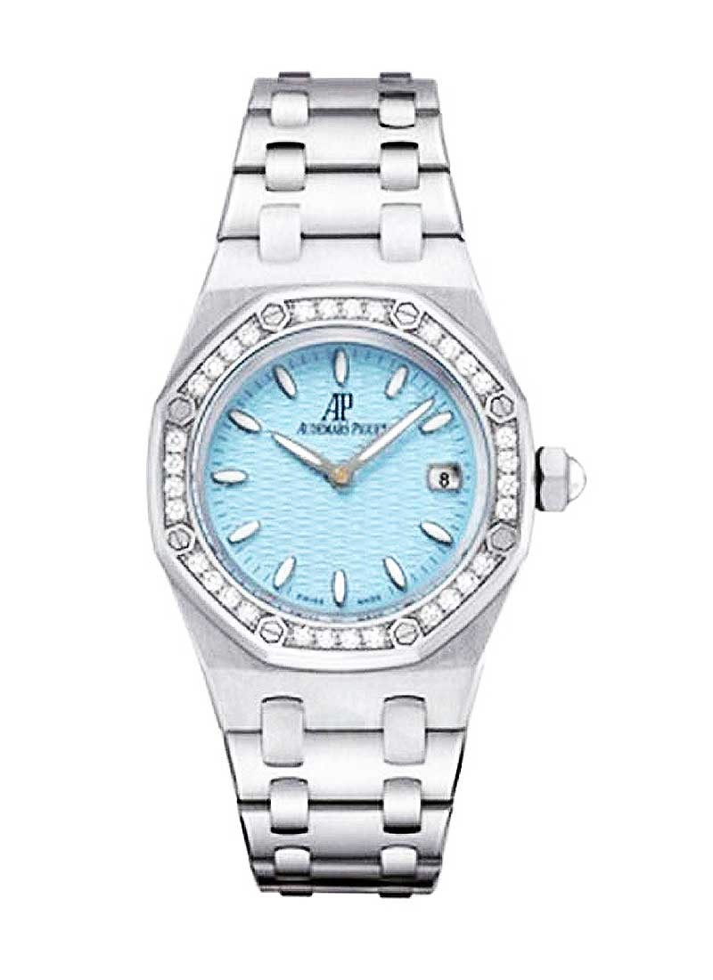 Audemars Piguet Royal Oak Ladies Gem set   Diamond Bezel
