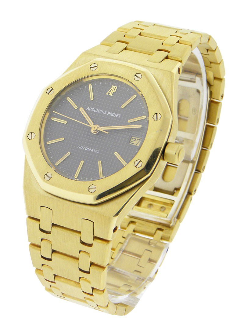 Audemars Piguet Royal Oak Autoatic in Yellow Gold