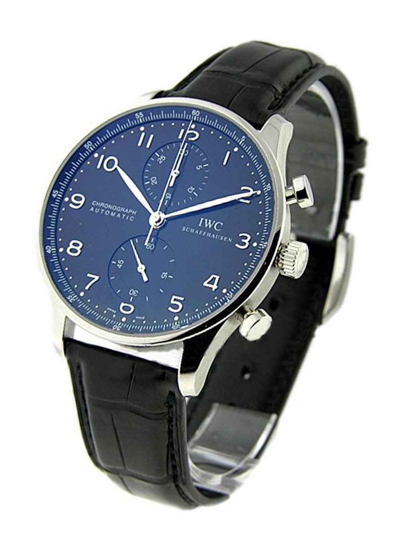 IWC Portuguese -  Chronograph Automatic in Steel