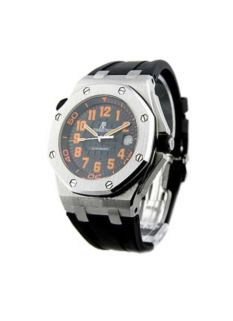 Audemars Piguet Royal Oak Offshore Orange Scuba in Steel
