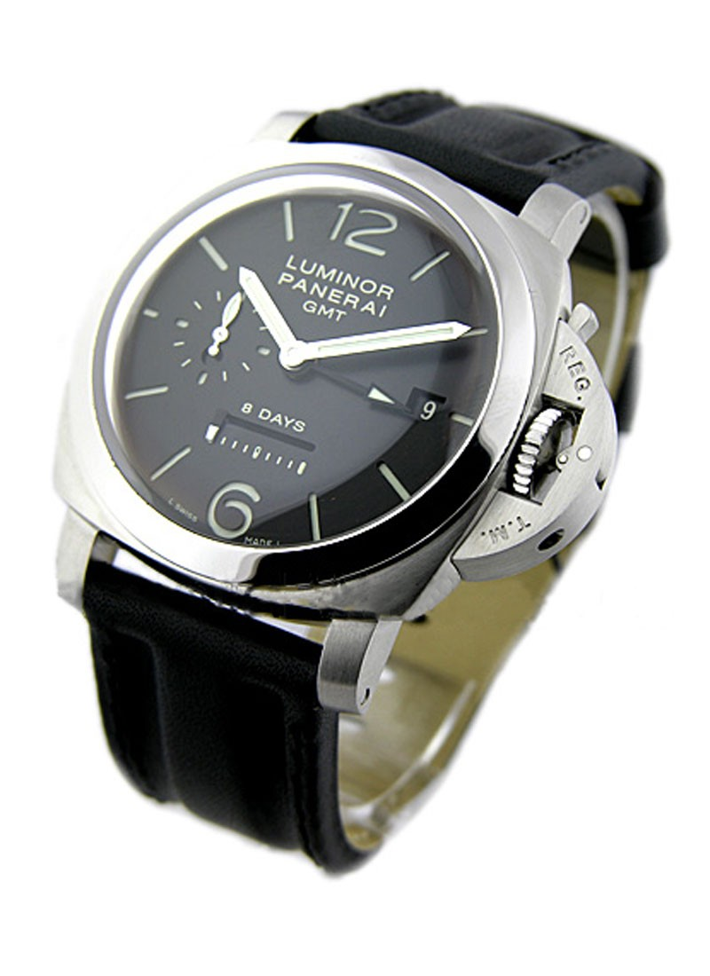 Panerai PAM 233 - 1950 8 Day Power Reserve in Steel - DOT DIAL