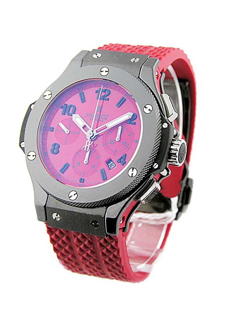Hublot Big Bang Red Magic with Black Ceramic