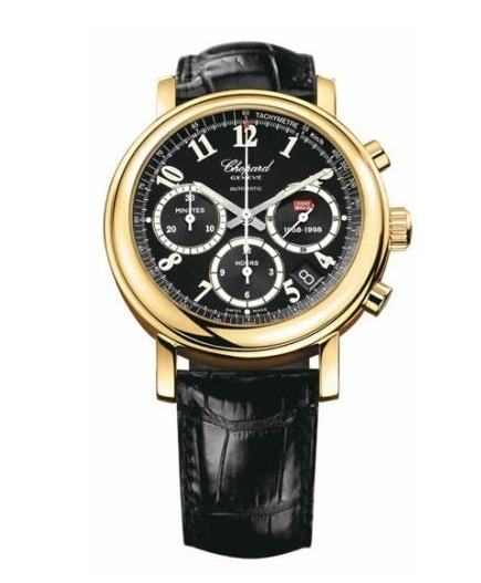 Chopard Mille Miglia Chronograph in Yellow Gold