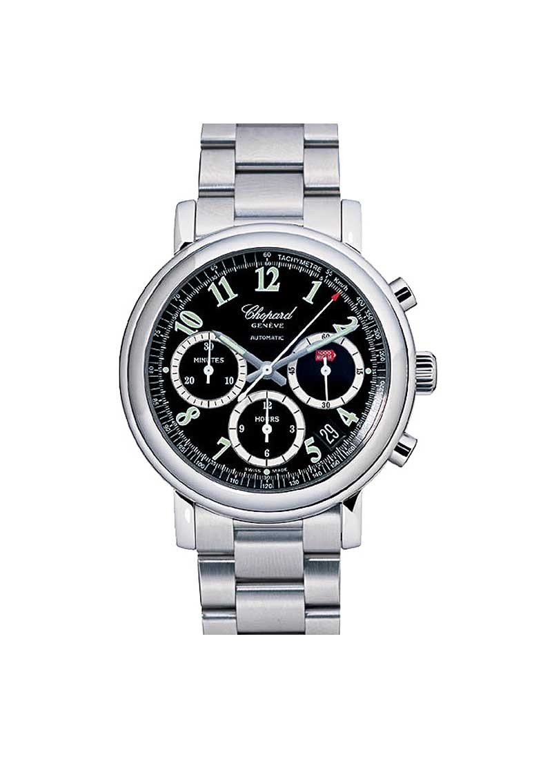 Chopard Mille Miglia Chronograph in Steel
