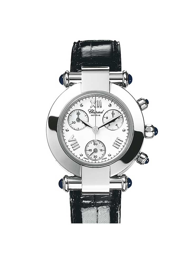 Chopard Imperiale Chronograph 31mm in Steel