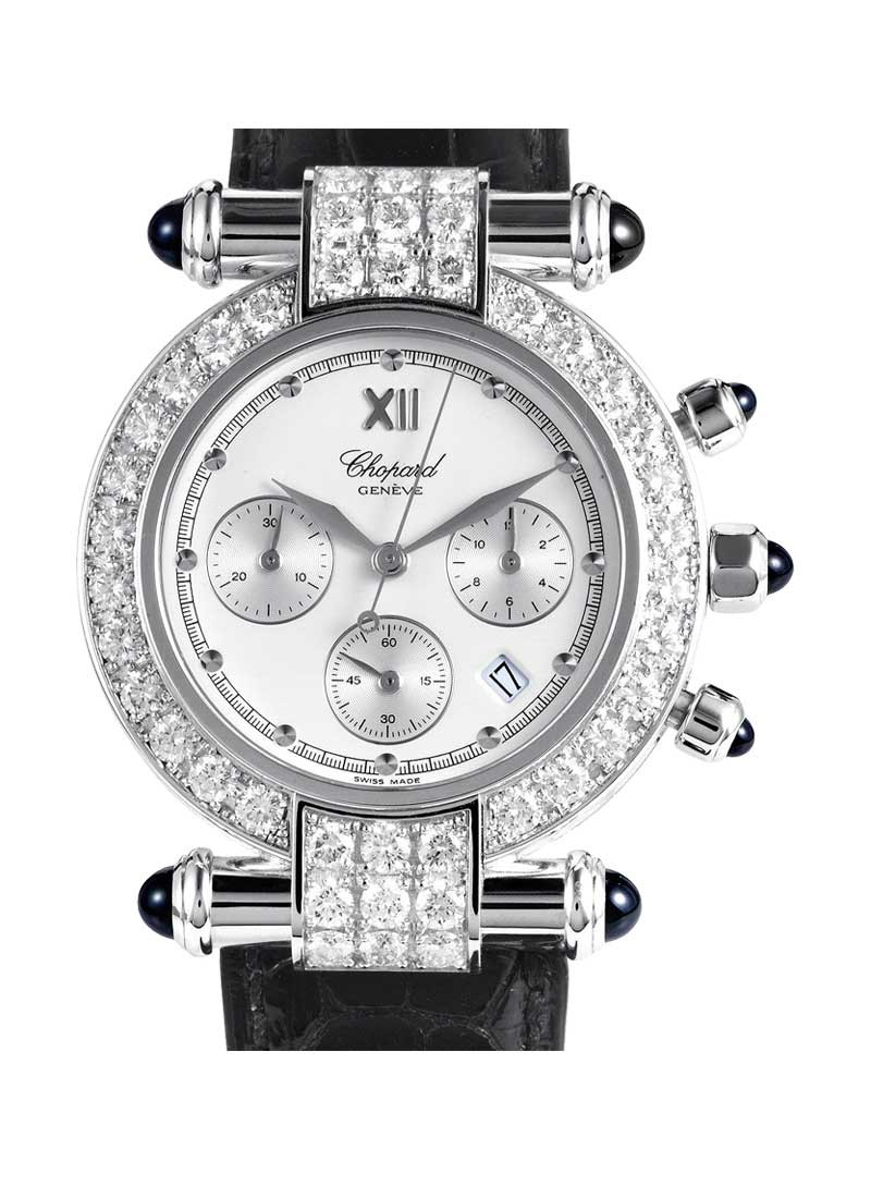 Chopard Imperiale Chronograph with Diamond Bezel