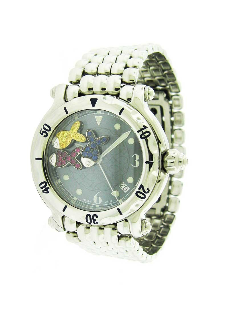 Chopard Happy Beach 38mm in Steel