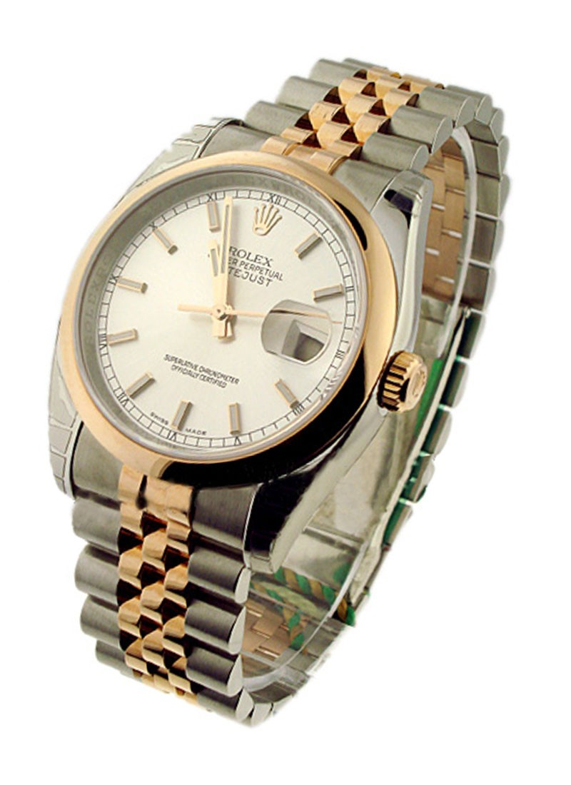 Pre-Owned Rolex Men's 2-Tone Datejust 36mm