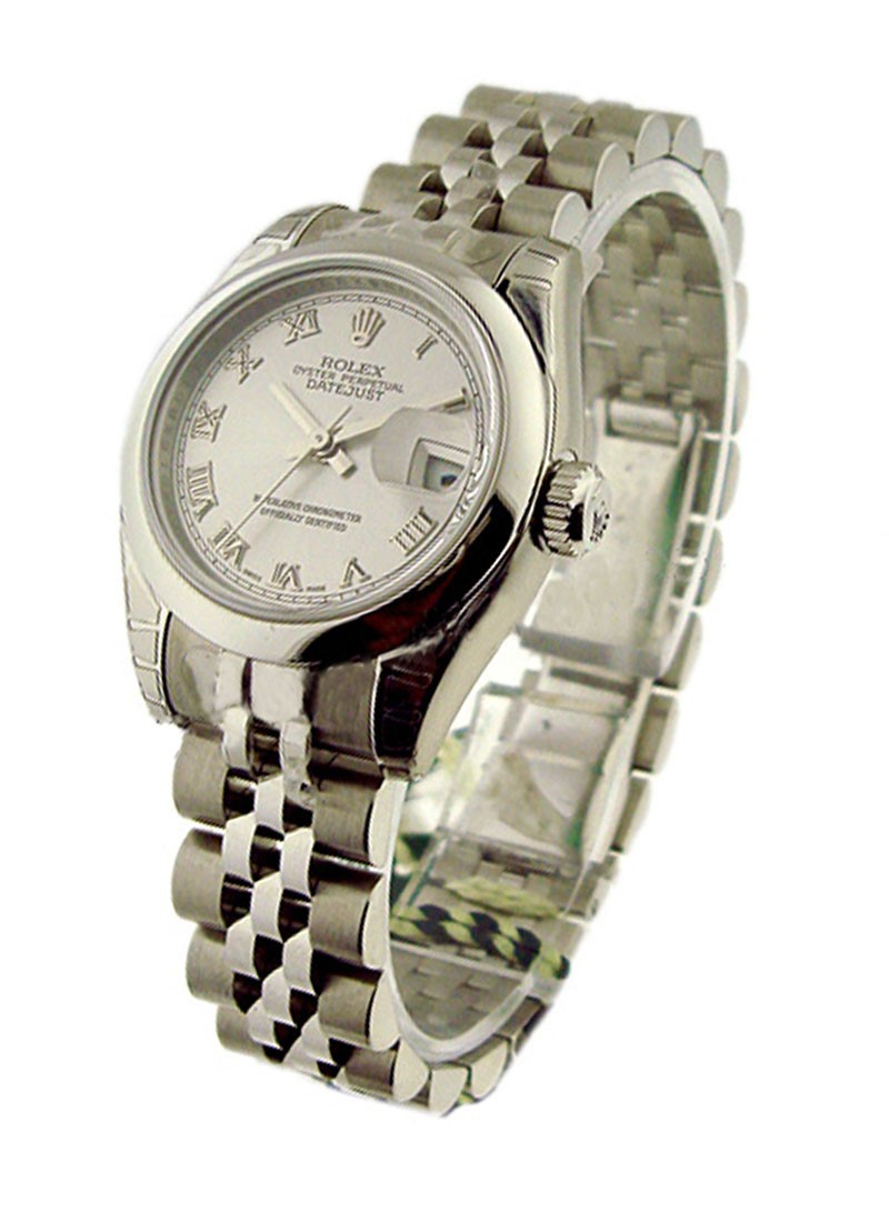 Rolex Unworn Datejust Automatic in Steel with Domed Bezel