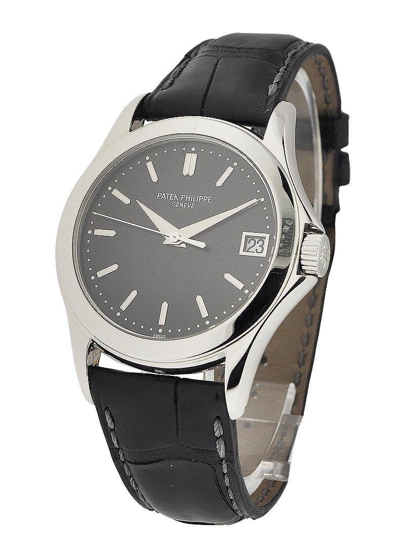 Patek Philippe Calatrava 5107 Automatic in Platinum