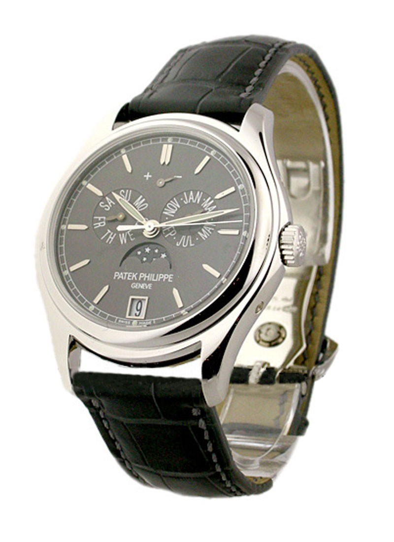 Patek Philippe 5146P Annual Calendar with Moon
