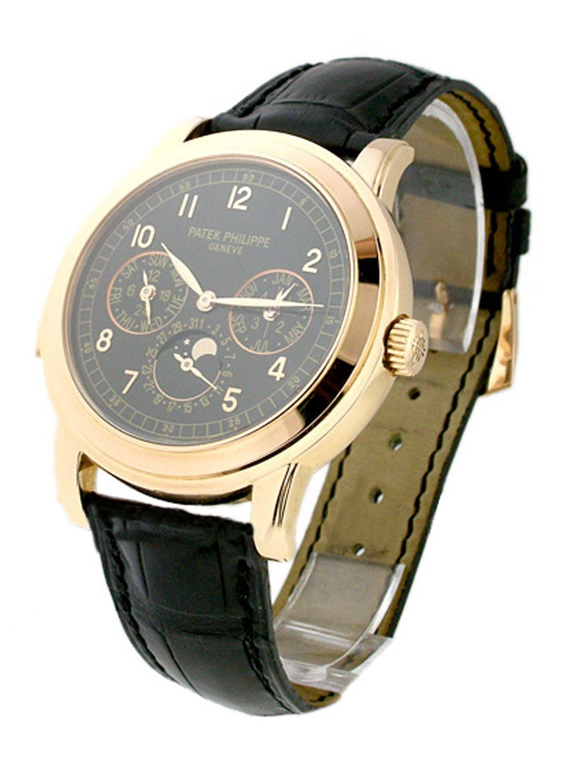 Patek Philippe Minute Repeater Perpetual Calendar 5074R in Roe Gold