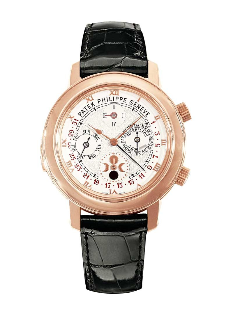 Patek Philippe 5002 Sky Moon Tourbillon Rose