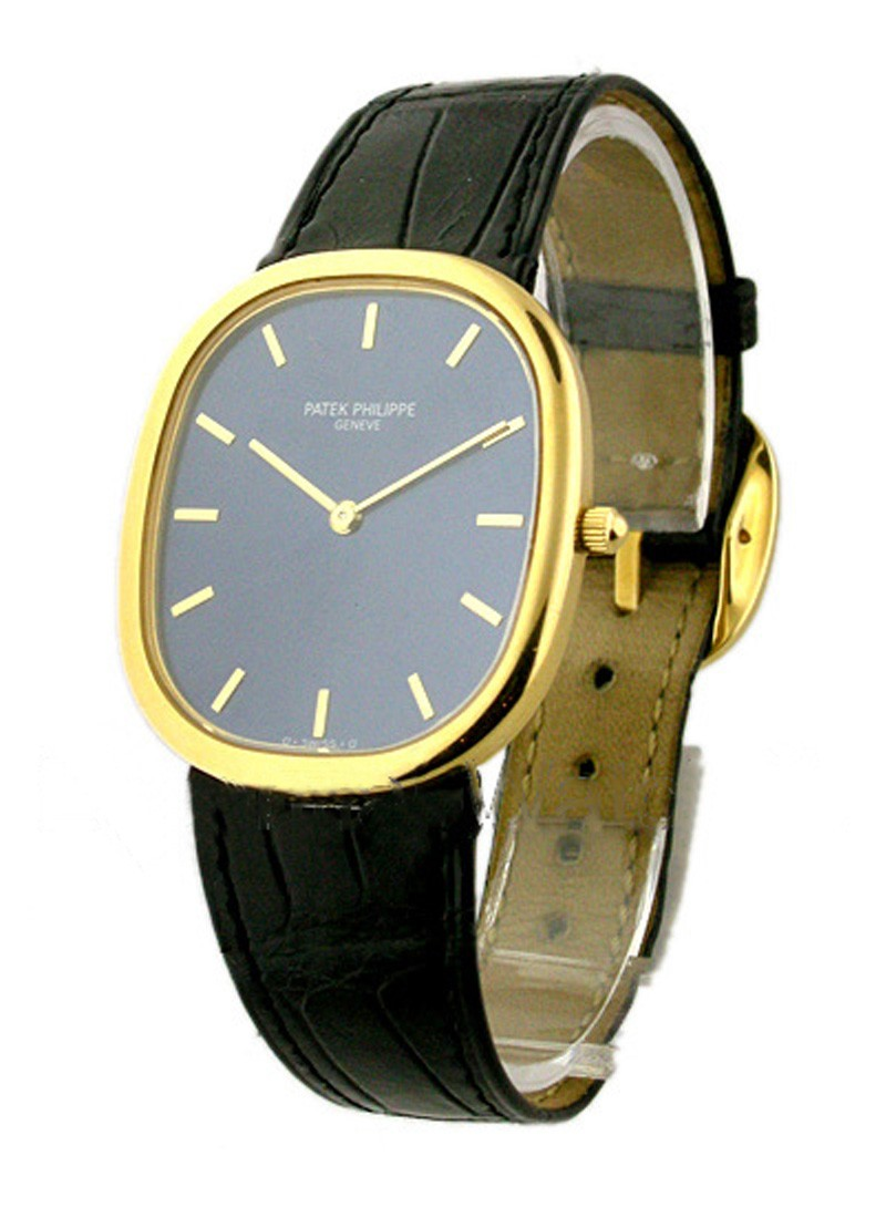 Patek Philippe Golden Ellipse 31mm Automatic in Yellow Gold