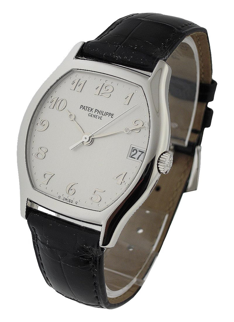 Patek Philippe Gondolo Platinum Automatic with Date