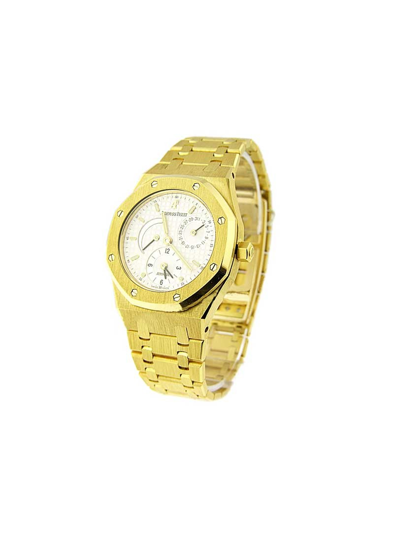 Audemars Piguet Royal Oak 37mm in Yellow Gold