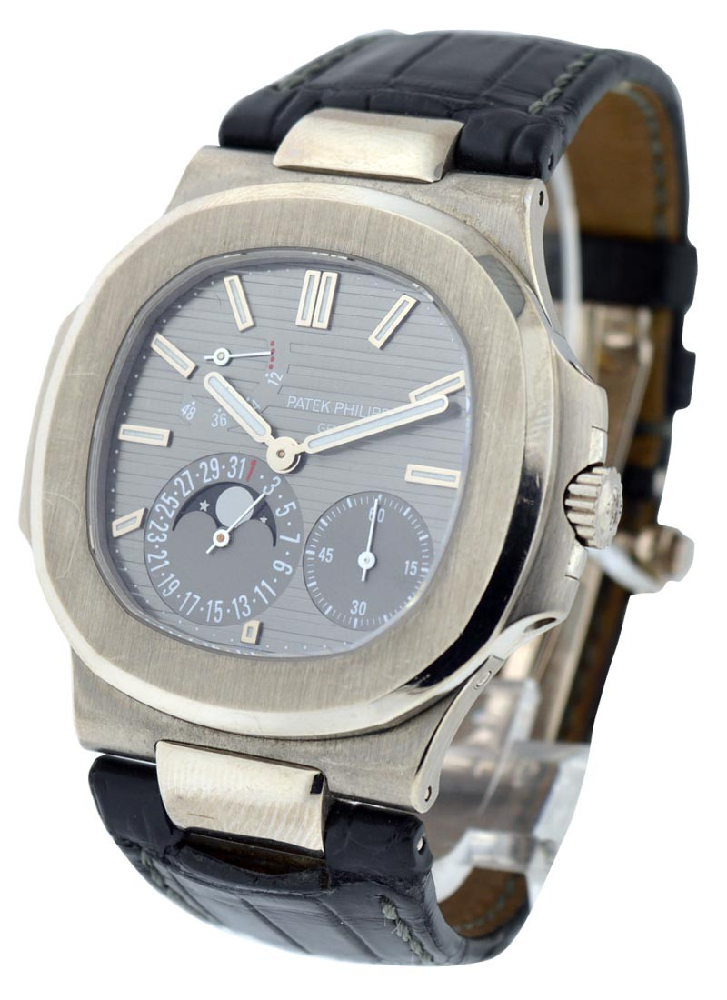 Patek Philippe Nautilus 5712G in White Gold