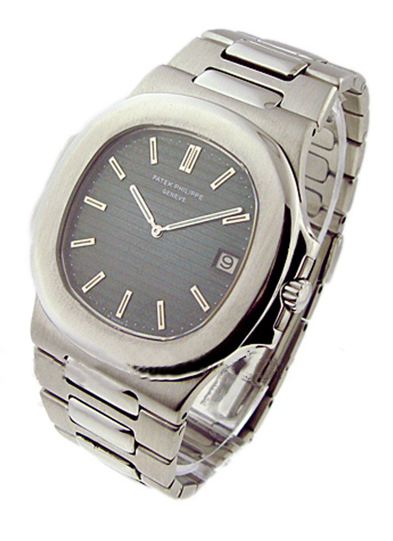 Patek Philippe Jumbo Nautilus 3700 in Steel