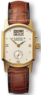 A. Lange & Sohne Arkade Mens Automatic in Yellow Gold