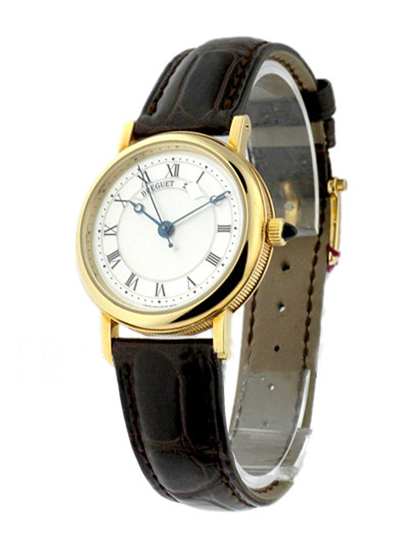 Breguet Classique Automatic Lady''''s Size in Yellow Gold