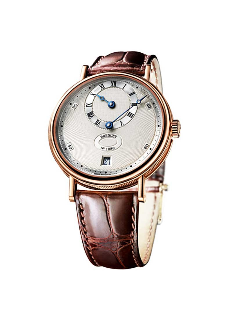 Breguet Classique Regulator 36mm Automatic in Rose Gold