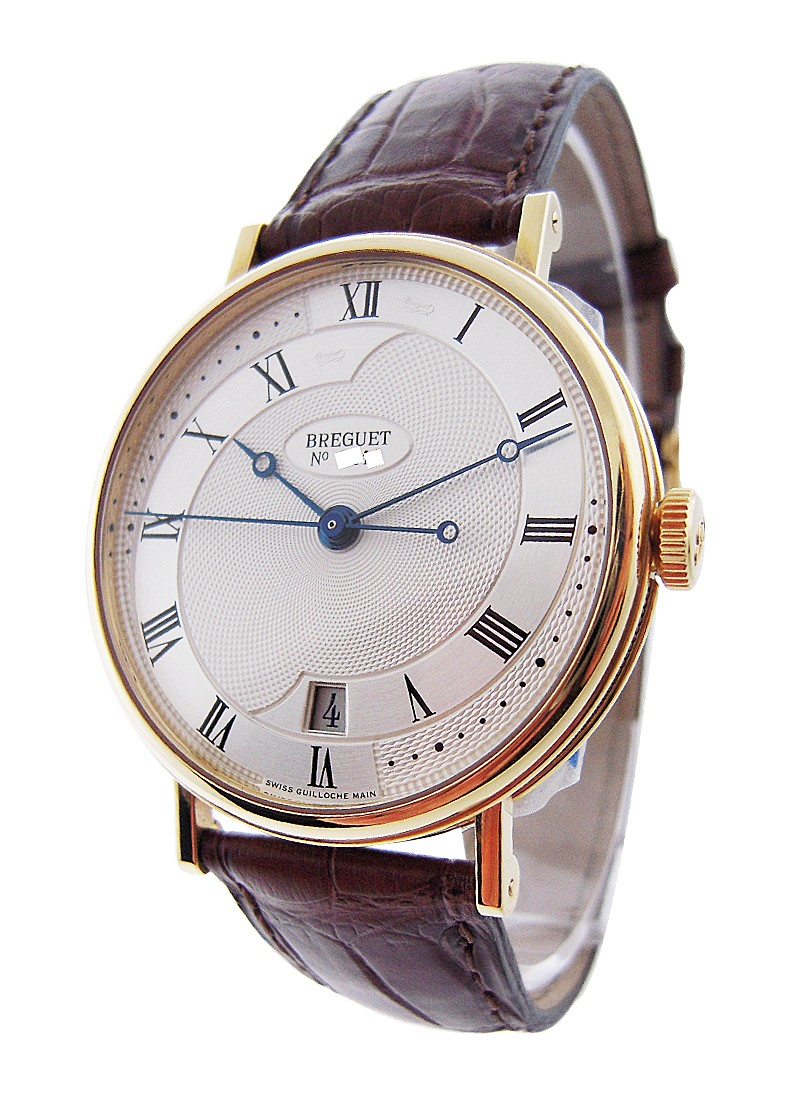 Breguet Classique Automatic 35.5mm in Yelllow Gold