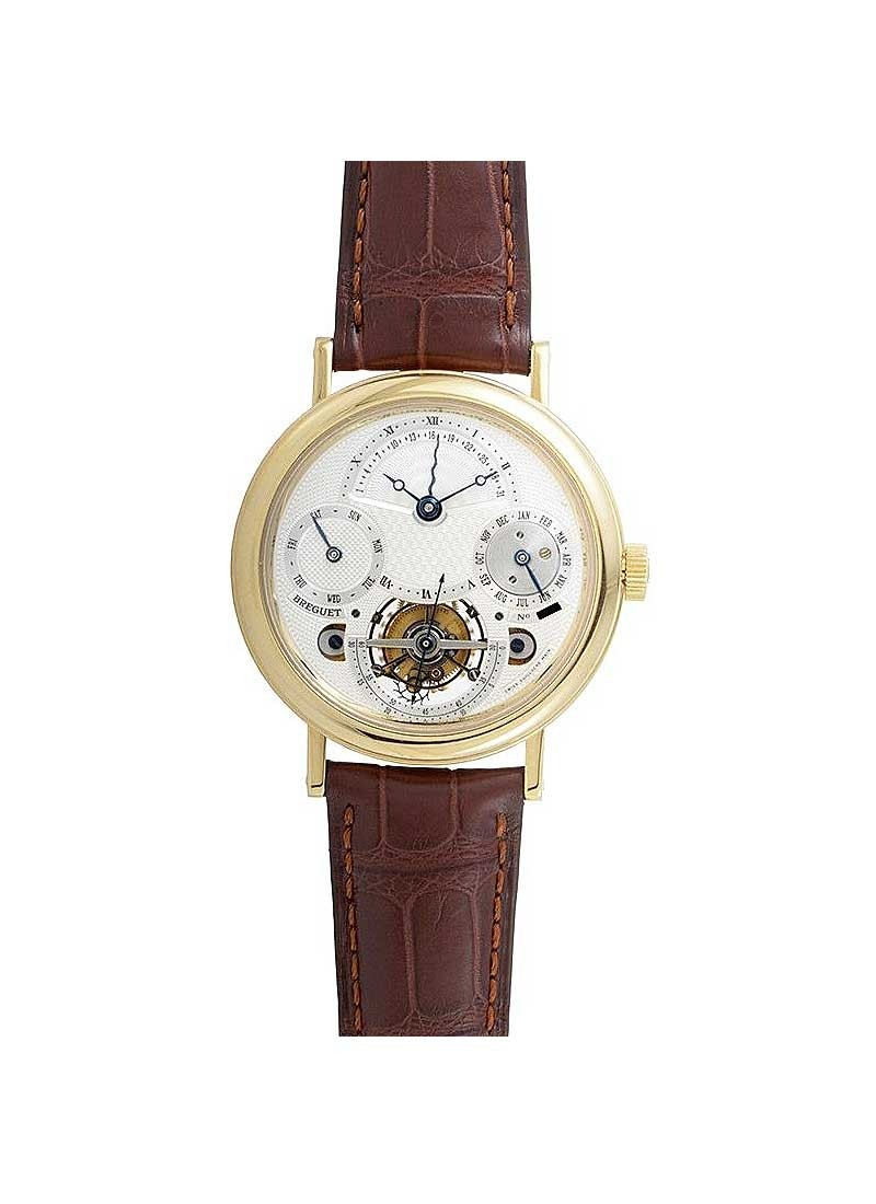 Breguet Grande Complication Tourbillon Retrograde