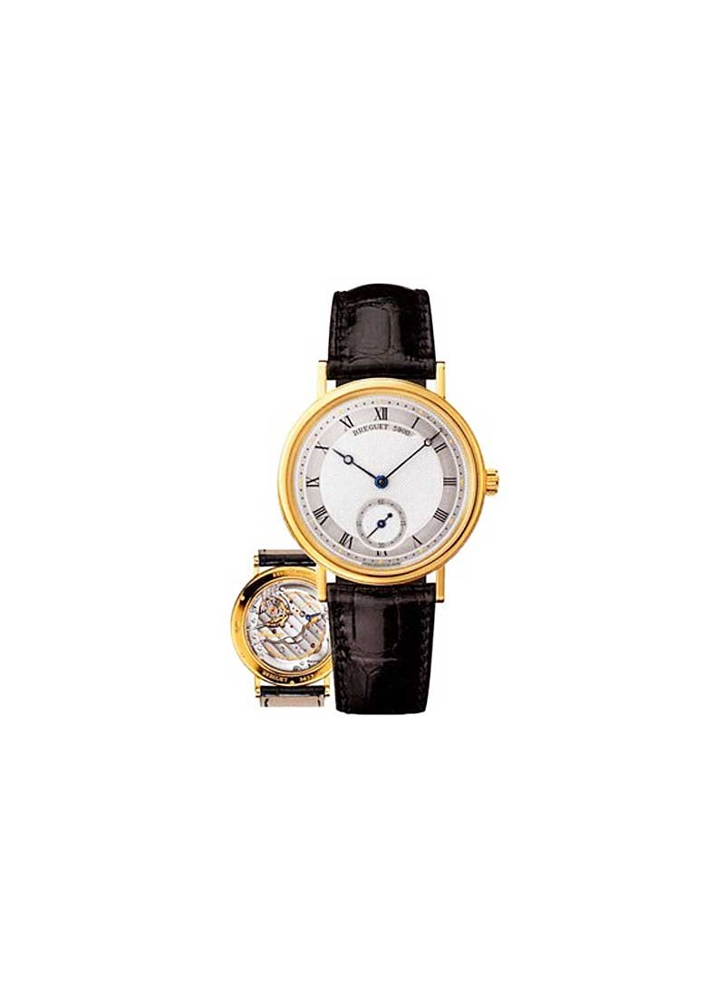 Breguet Classique Manual in Yellow Gold