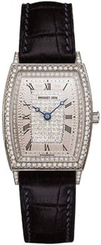 Breguet Heritage Automatic in White Gold with Diamond Bezel