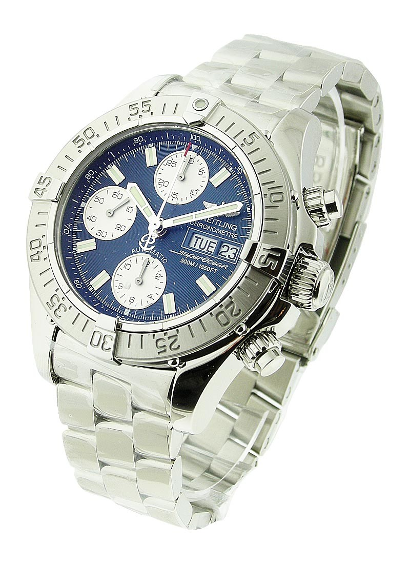 Breitling Superocean Chronograph Automatic in Steel
