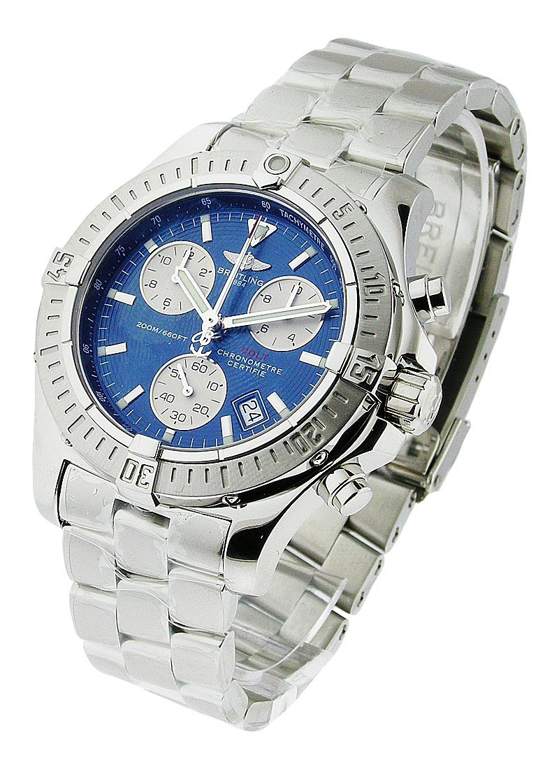 Breitling Chrono Colt II in Steel