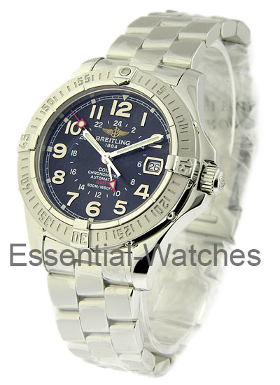 Breitling Colt GMT Men's Automatic in Stainless Steel
