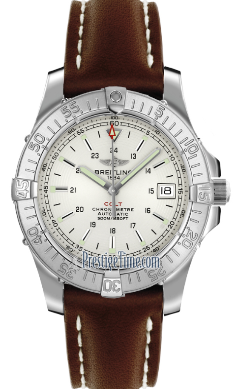 Breitling Colt Automatic II in Steel