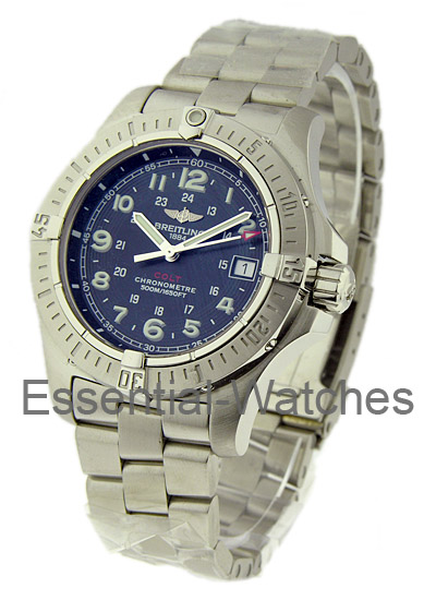 Breitling Colt Oceane II  Ladies Quartz in Steel