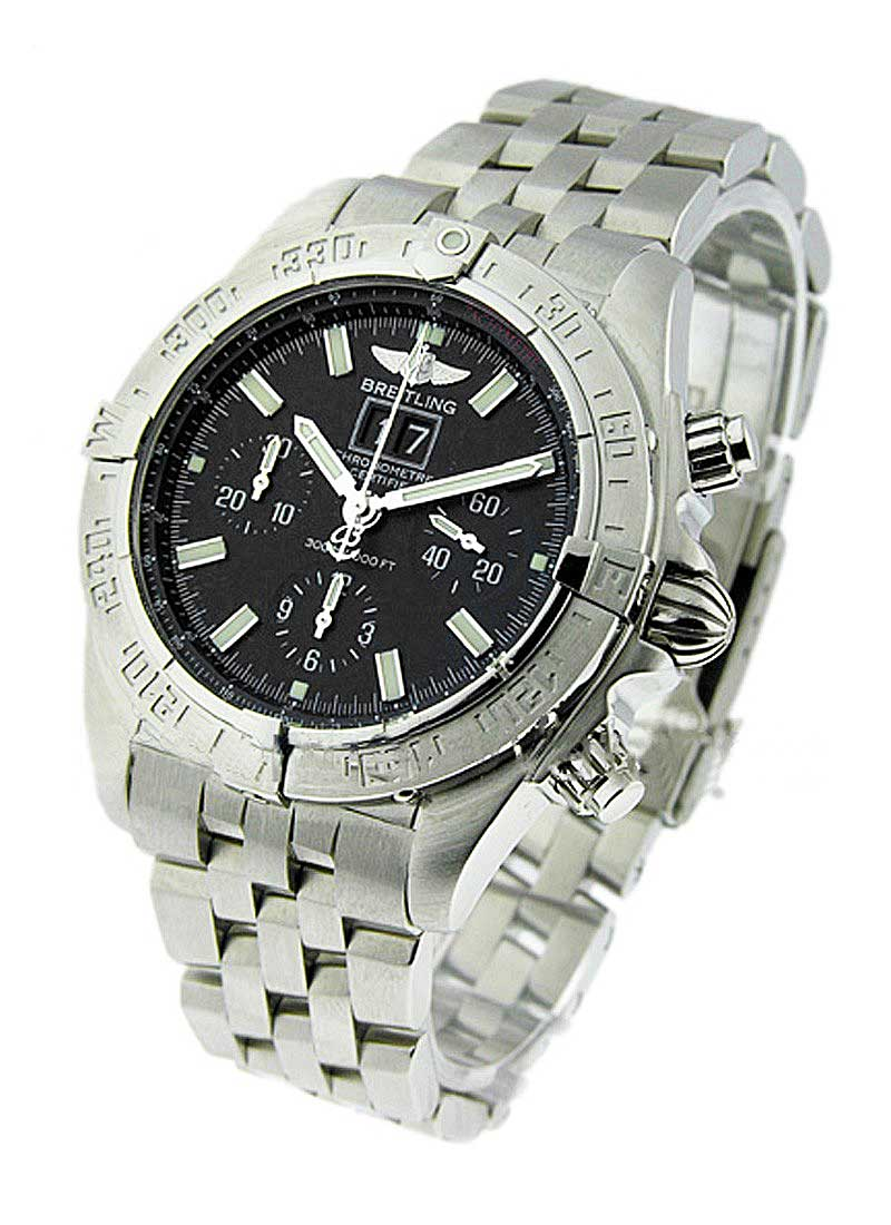 Breitling Blackbird Chronograph 44mm in Steel