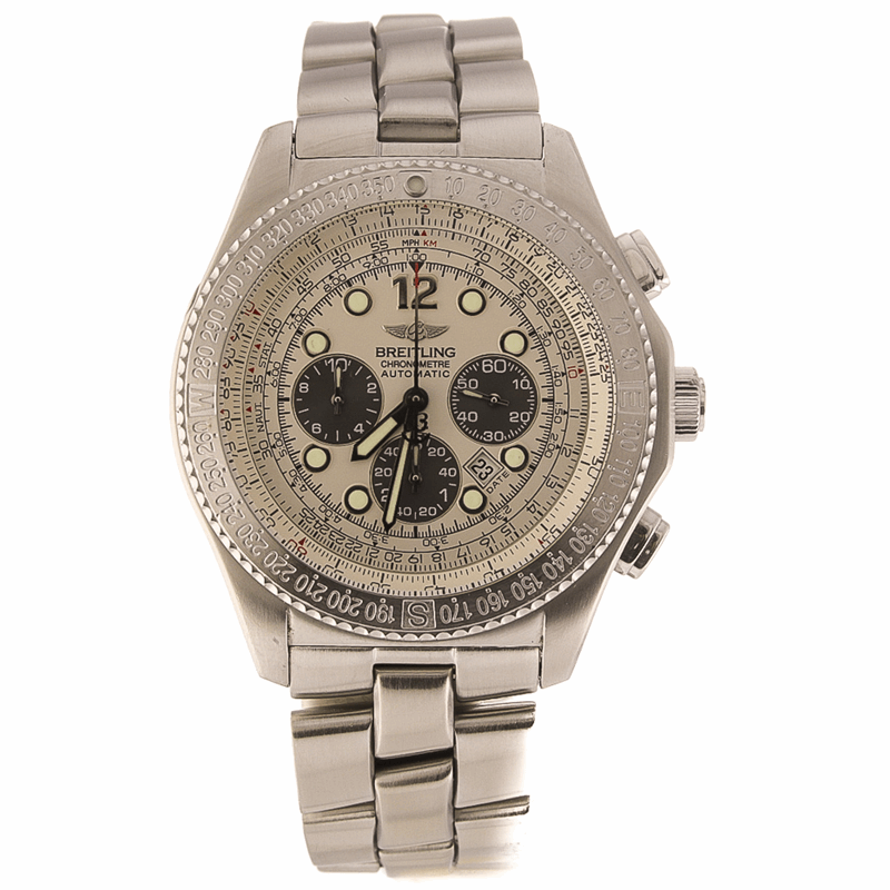 Breitling B-2 Chronograph Automatic in Steel