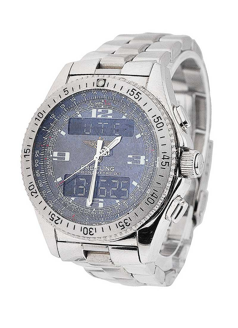 Breitling B1 Digital  in Steel