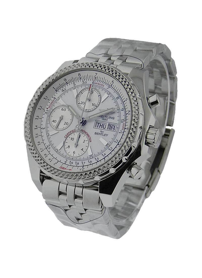 Breitling Bentley Collection GT Chronograph in Steel