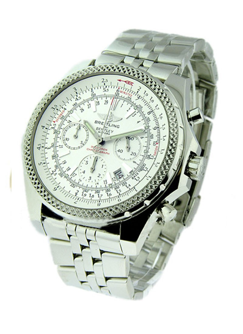 Breitling Bentley Motors Chronograph - 664 in Steel