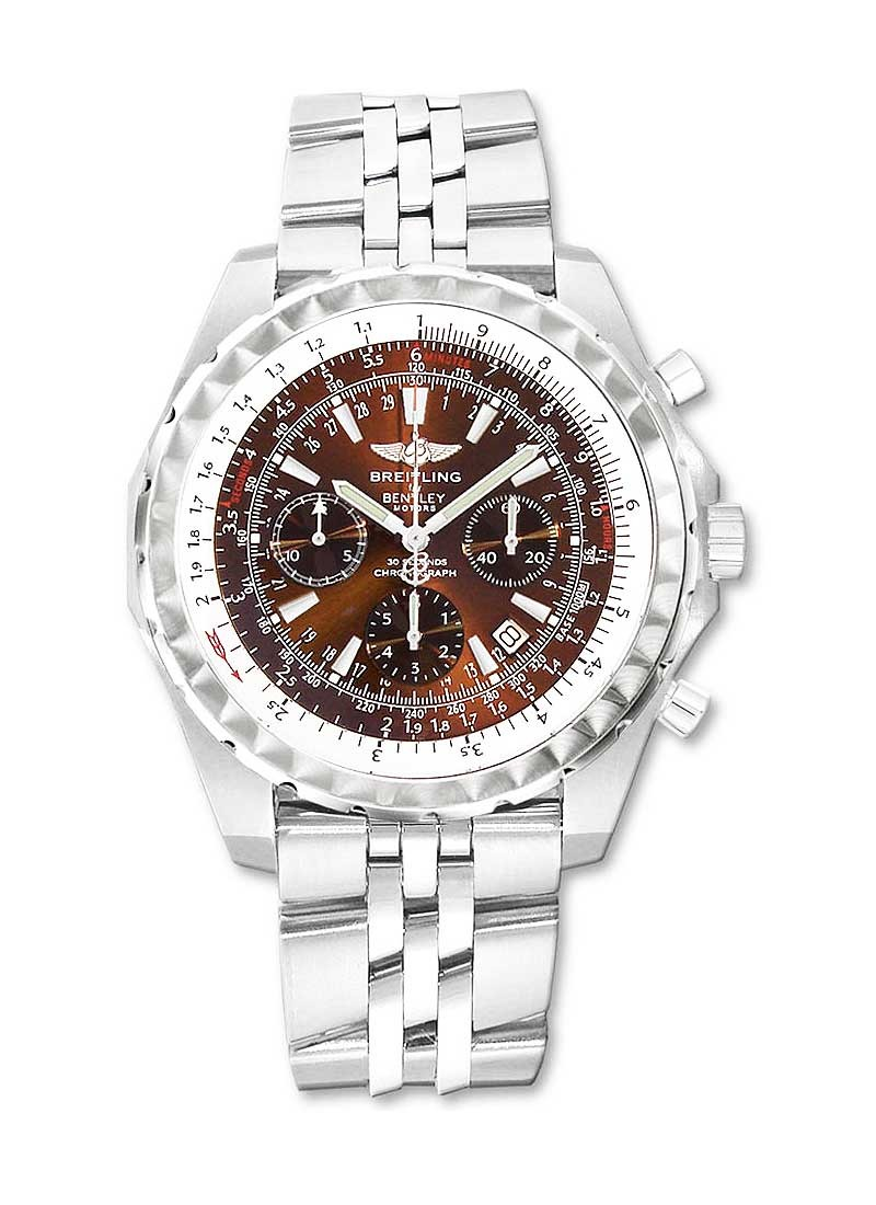 Breitling Bentley Motors T Automatic Chronograph in Steel