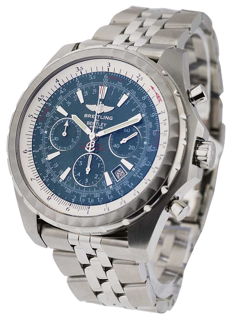Breitling Bentley Motors T Chronograph in Steel