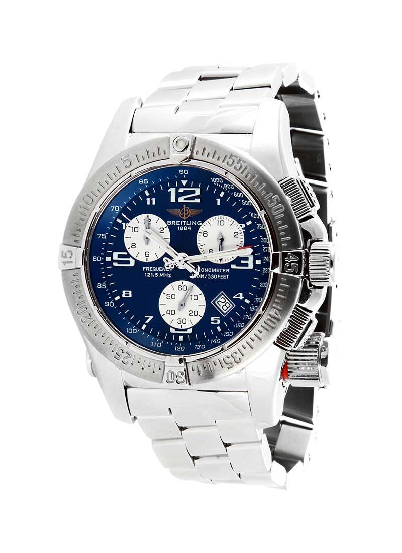 Breitling Emergency in Steel
