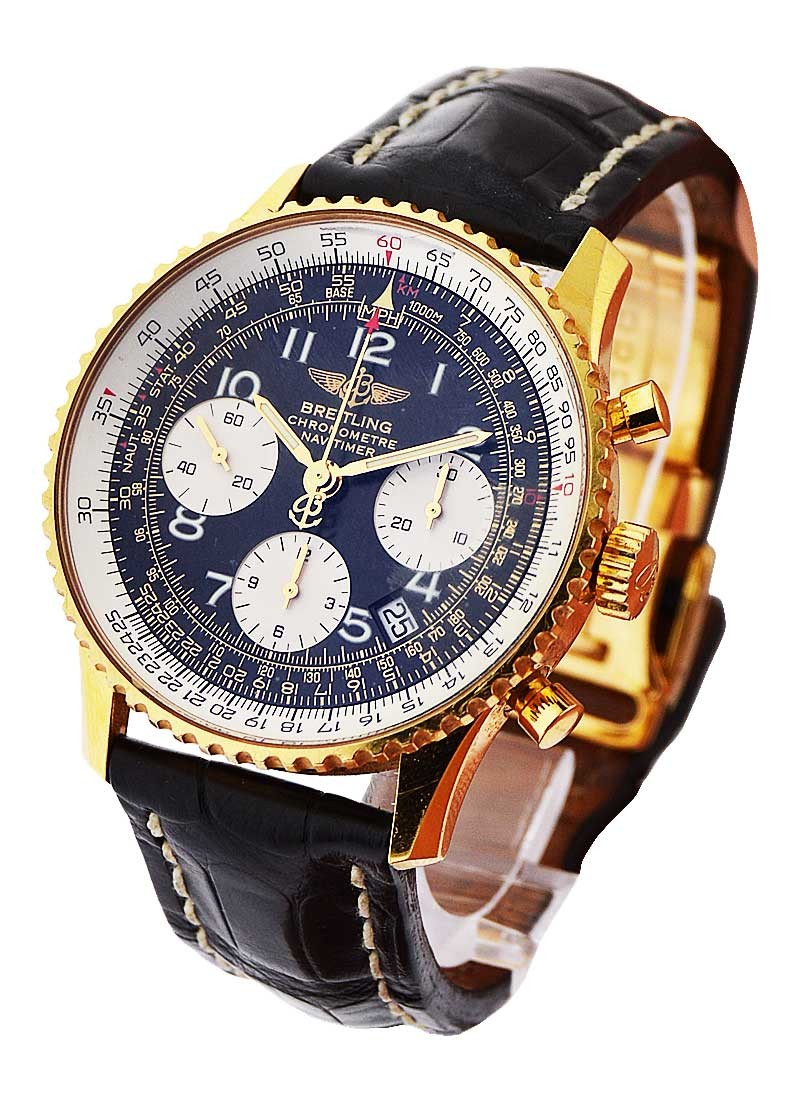 Breitling Navitimer Automatic 41mm  in Yellow Gold