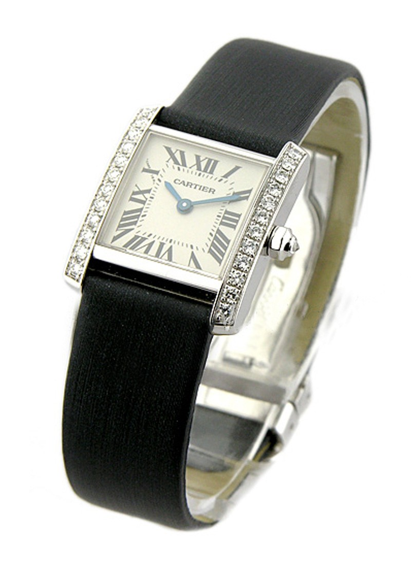 Cartier Tank Francaise - Small Size